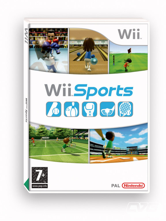 Wii And Wii U Games : Original wii sports coming to u in hd with online