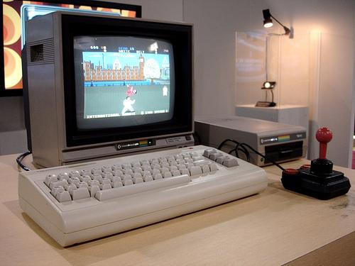 Nintendo Wii: Commodore 64 Classics Hit Wii Virtual Console