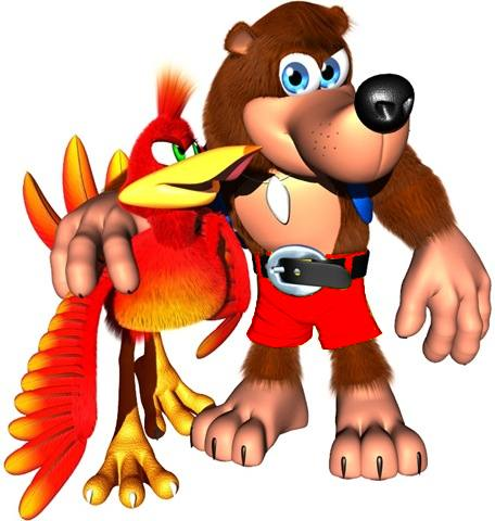 Nintendo Wii: Rare Undecided About Banjo Kazooie For Wii