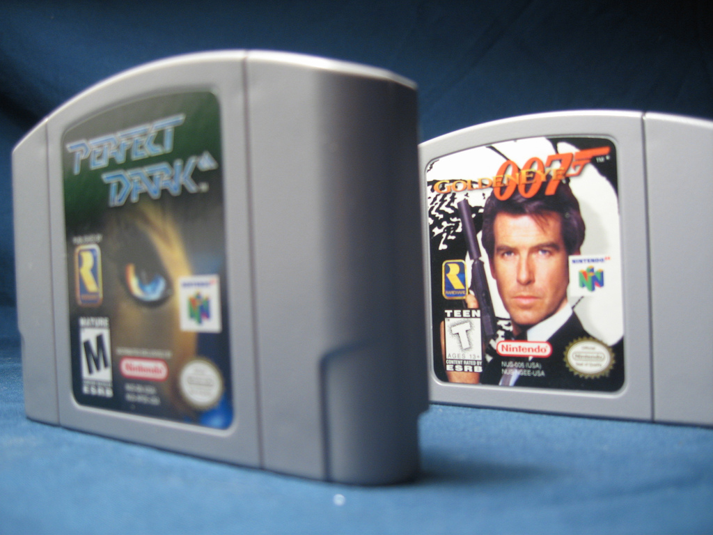 GoldenEye 64: Miyamoto Suggested At End Of Game You Shake Enemies Hands In The Hospital