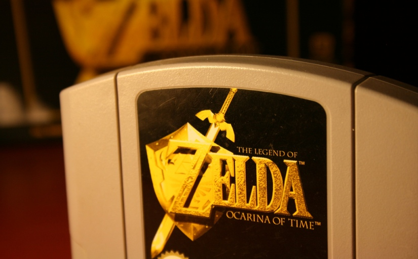 The legend of zelda ocarina of time coming to european wii u virtual console on thursday my - Ocarina of time 3ds console ...