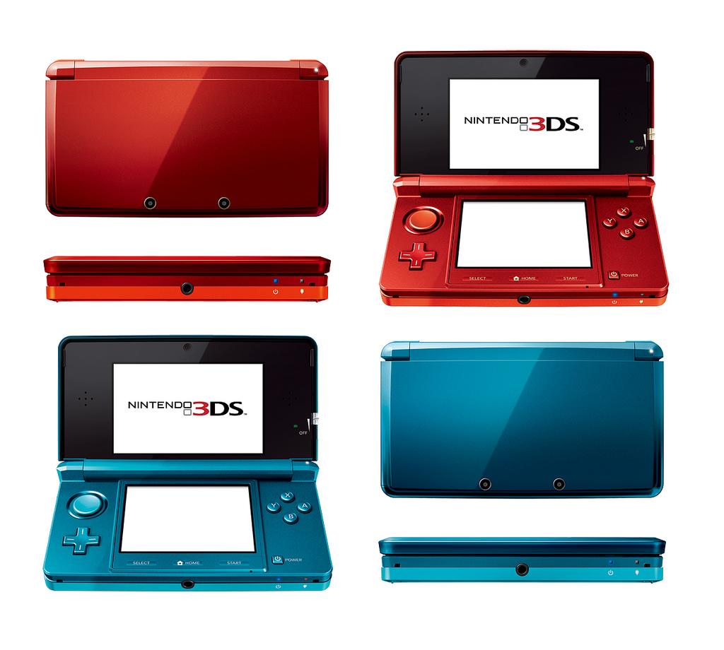 Nintendo 3DS: Nintendo Confirms Nintendo 3DS Launch Titles