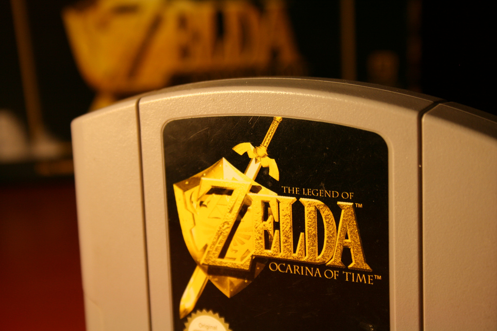 Legend Of Zelda: Ocarina Of Time Coming To North American Virtual Console Tomorrow