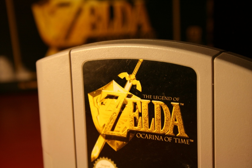 Legend Of Zelda: Ocarina Of Time Coming To North American Virtual ConsoleTomorrow