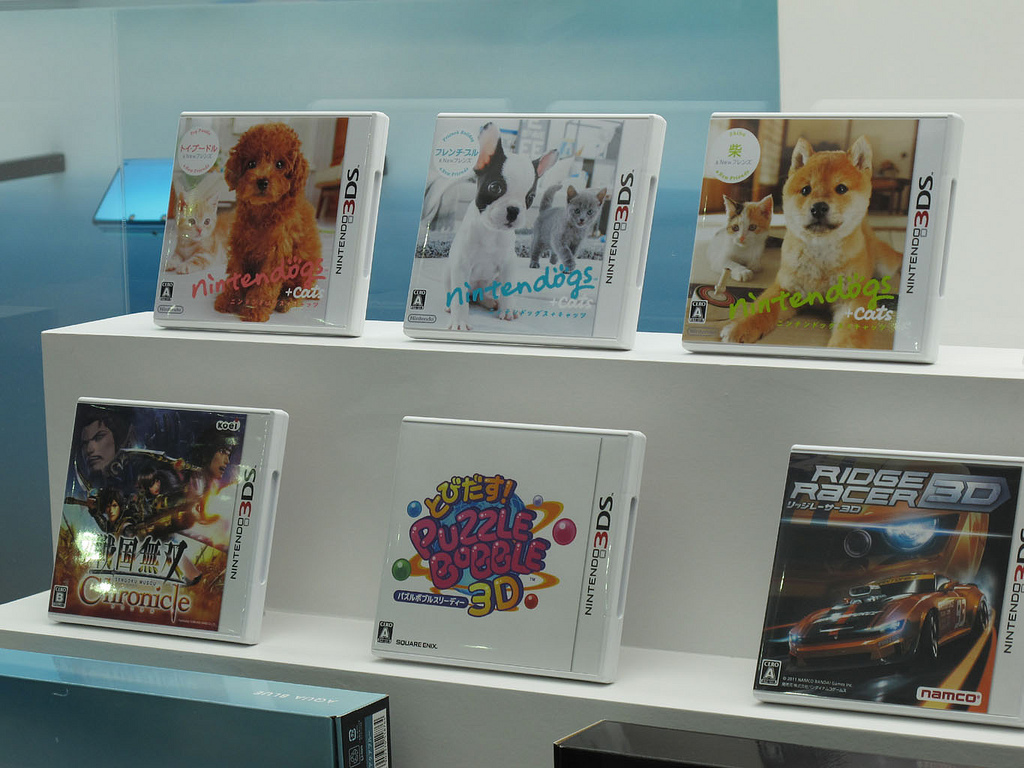 Nintendo 3DS: Third Party Nintendo 3DS Games To Include ...