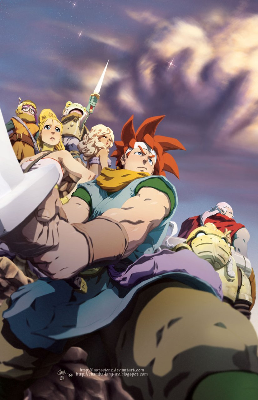Chrono Trigger Arrangement Album Coming For 20th Anniversary