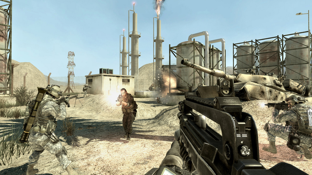 Nintendo Wii Call Of Duty Modern Warfare 3 Reveal Coming In June My Nintendo News