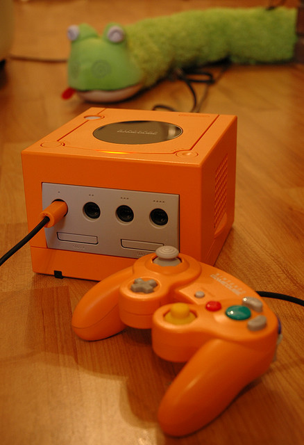 BREAKING: Nintendo to release Gamecube Slim!   IGN Boards