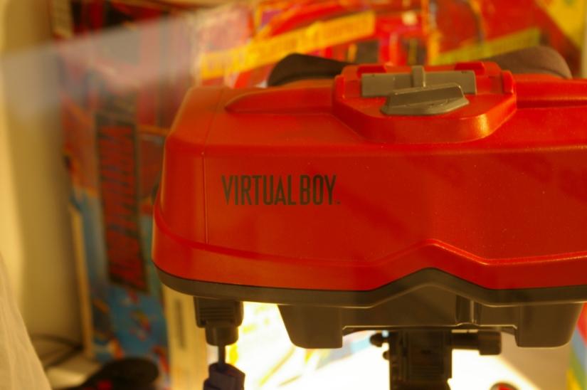Nintendo Trademarks Virtual Boy And Polarium InEurope