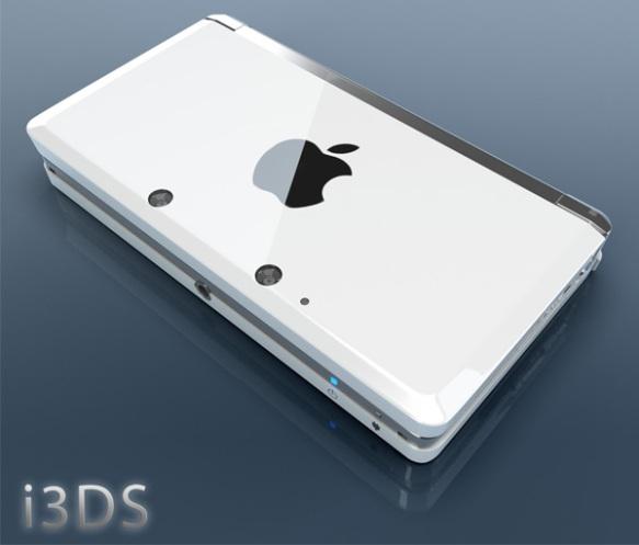 Et si Nintendo et Apple s'associaient pour la 3DS... Apple-3ds