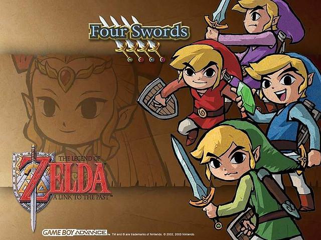 Nintendo 3DS: Nintendo Reconfirms Free The Legend Of Zelda: Four