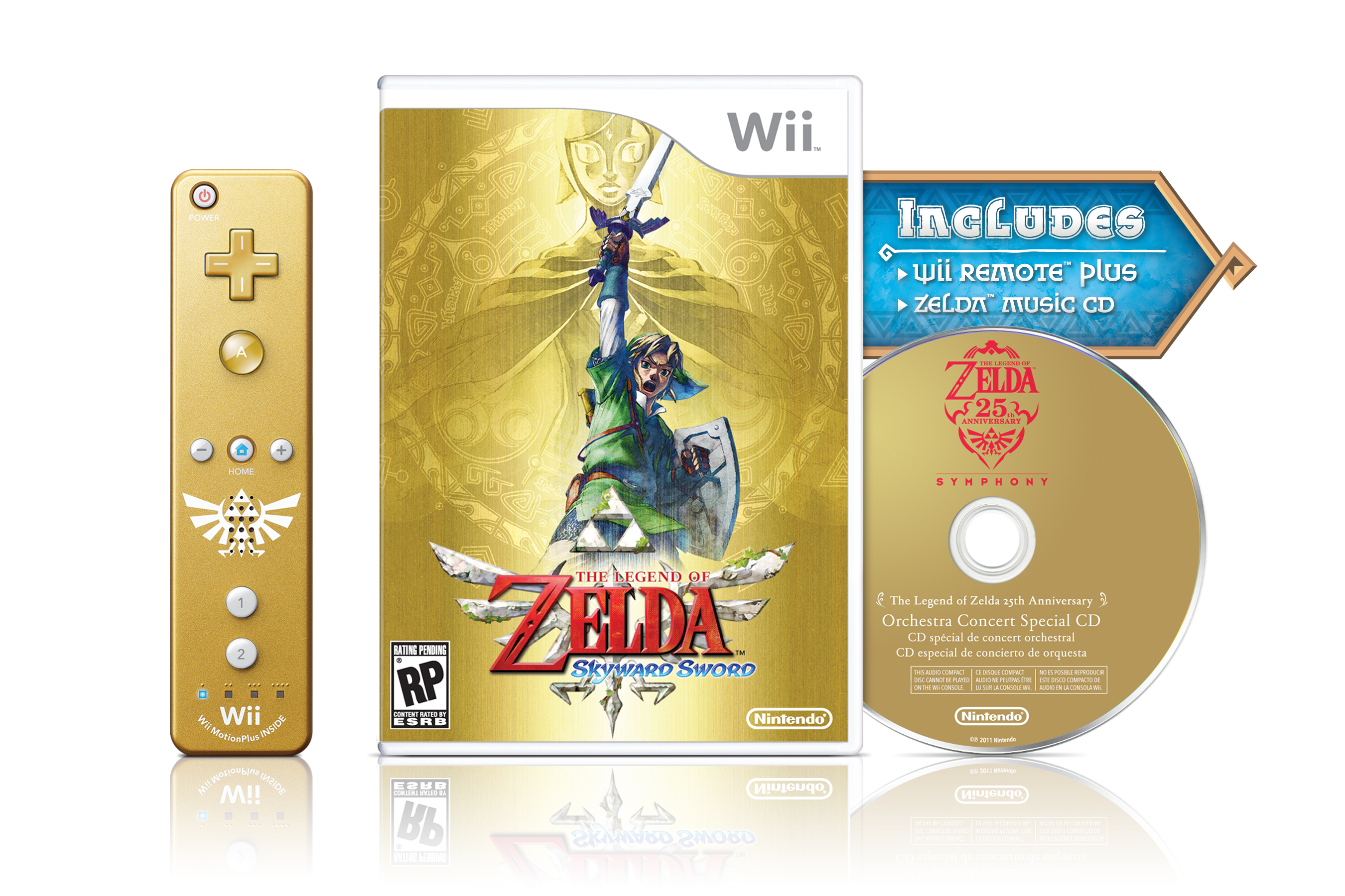 Impressions: the legend of zelda: skyward sword (wii) gameaxis.