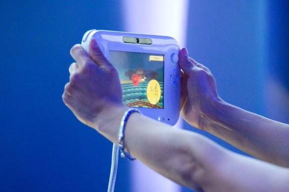 Latest Nintendo News Wii-u-blue