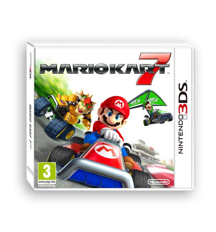 Nintendo Titles Dominate The Top Ten Best-Selling Games Of 2011 In