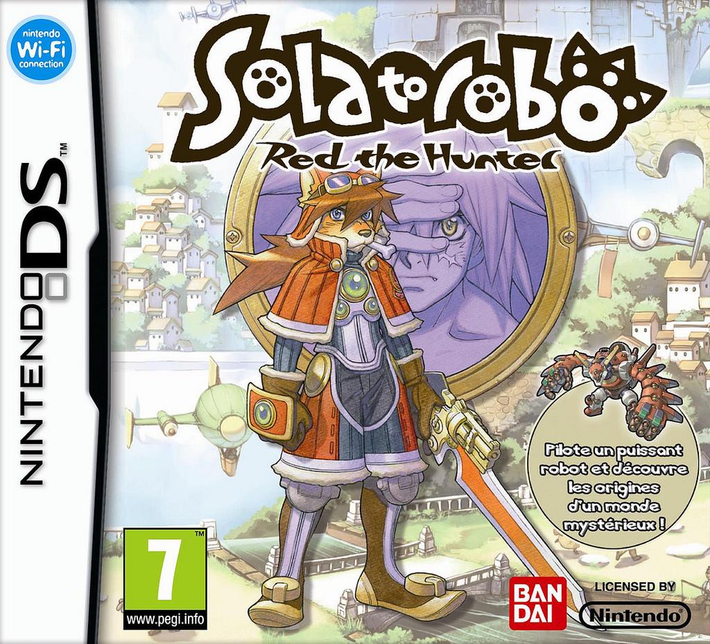 Solatorobo (Video Game) - TV Tropes