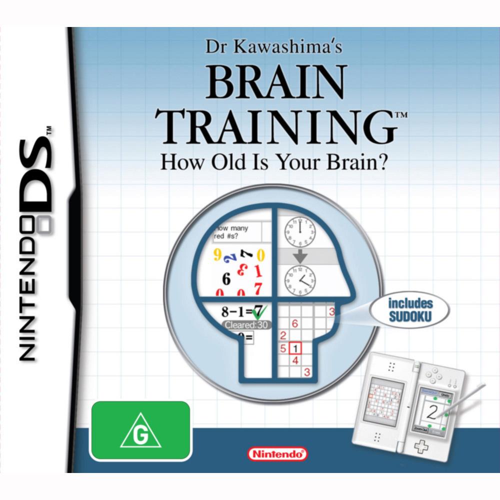 Brain exercise dr. kawashima
