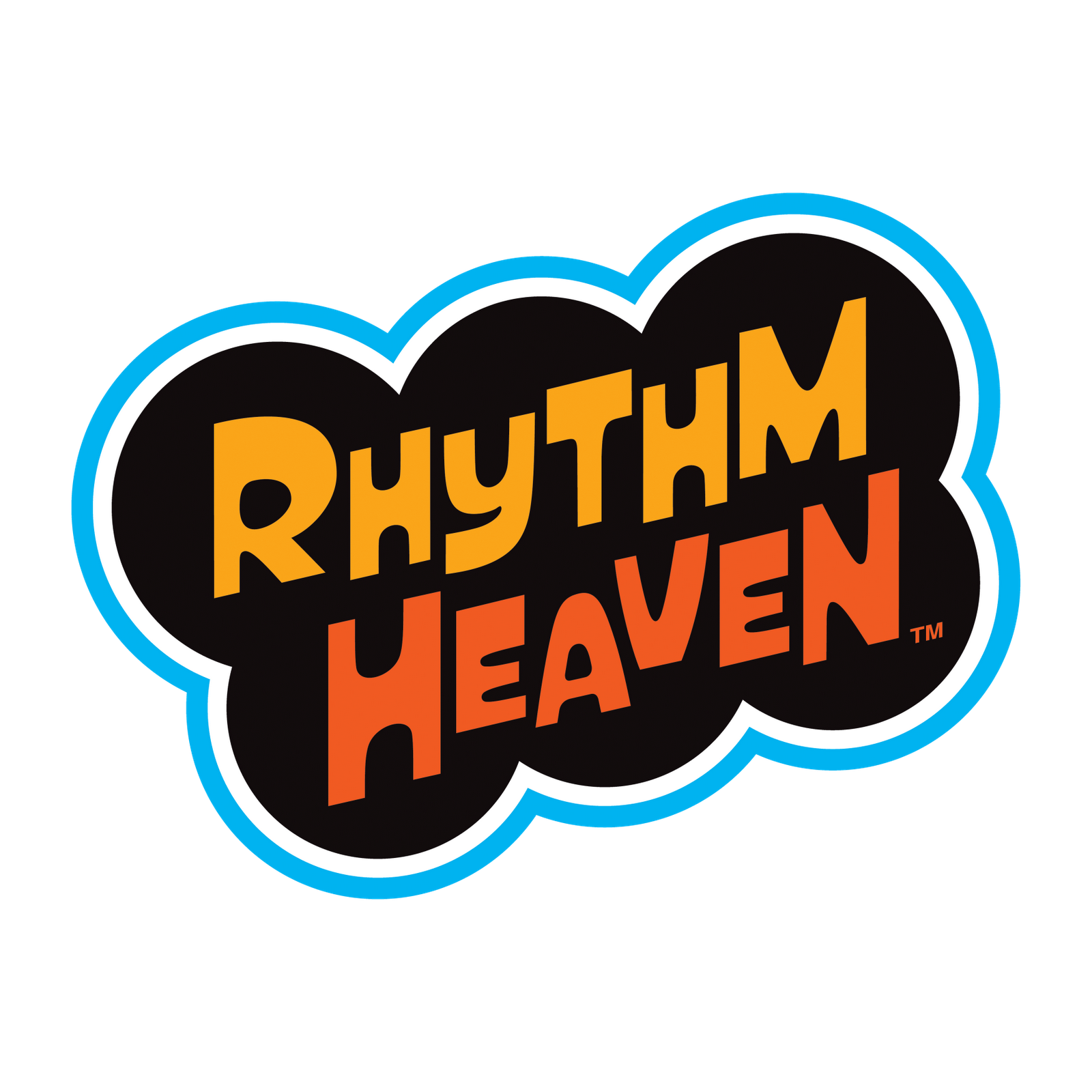 Rhythm Heaven Fever Logo