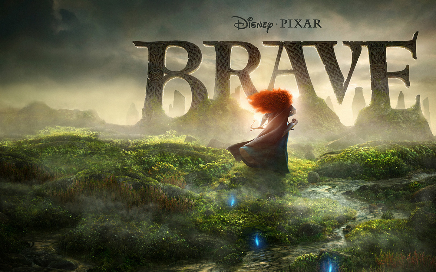 Disney Pixar Is Releasing Brave The Video Game For Wii And Nintendo
