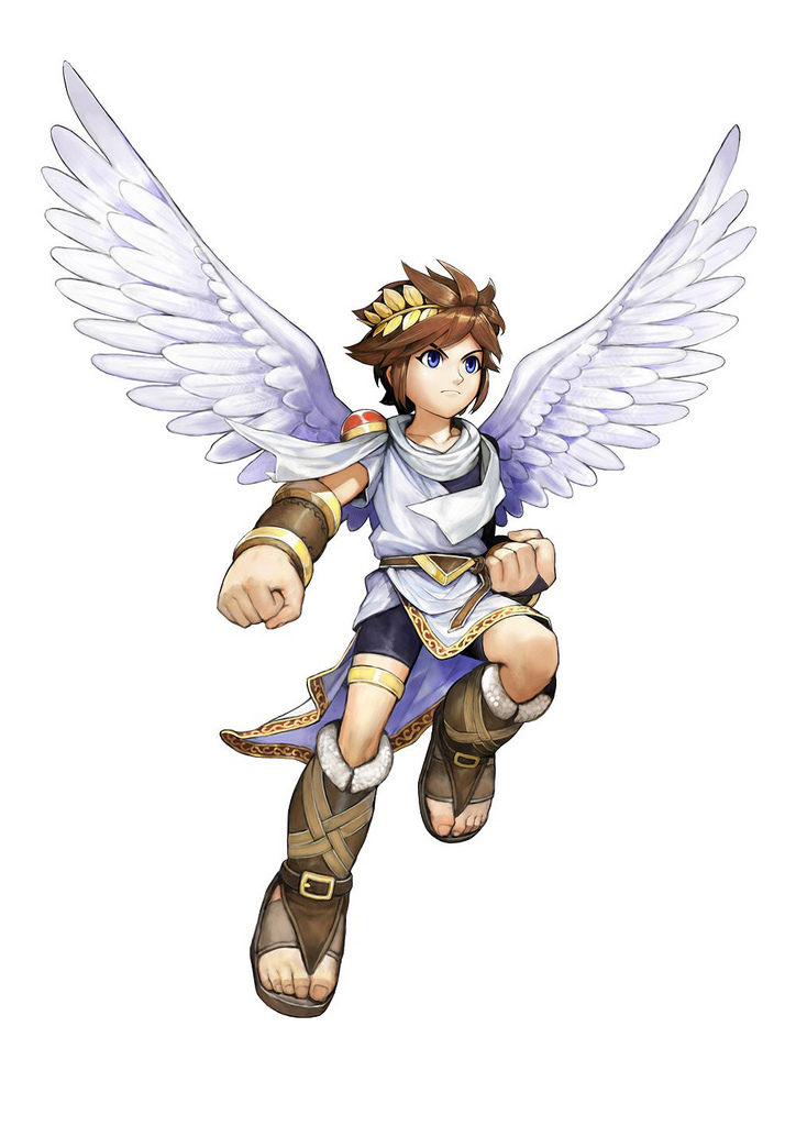 Dont Forget The Kid Icarus Uprising Anime Clips Are Available To Download Now My Nintendo News
