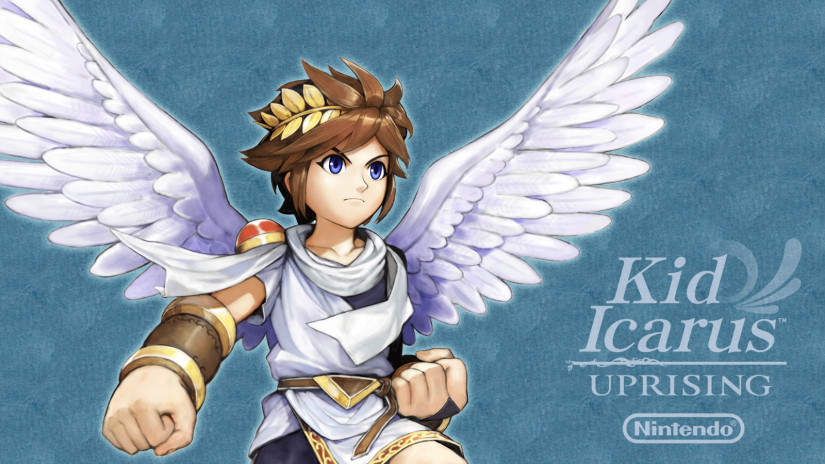Kid Icarus: Uprising Now Available On European eShop