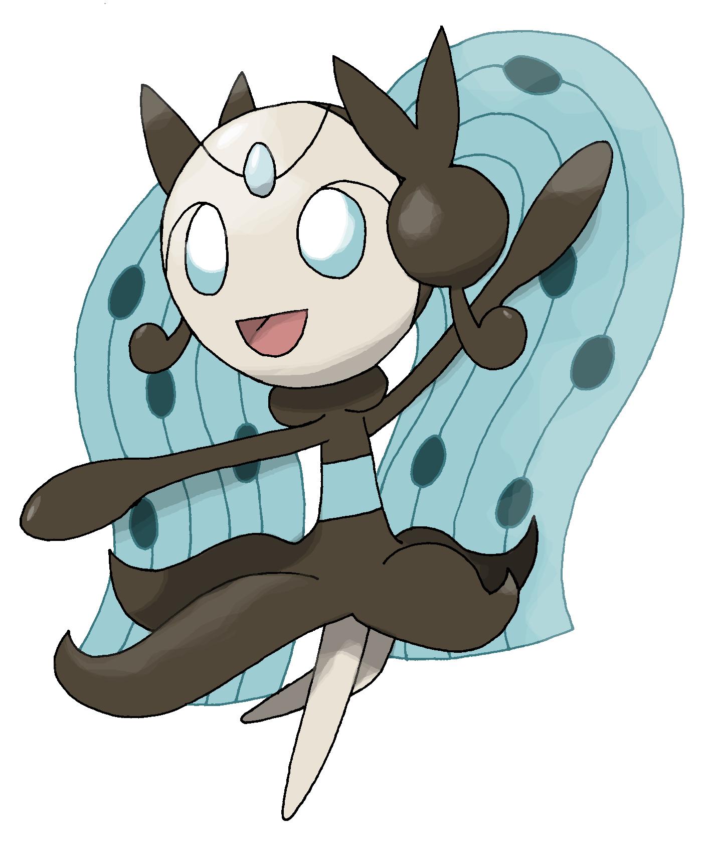 Pokemon Meloetta