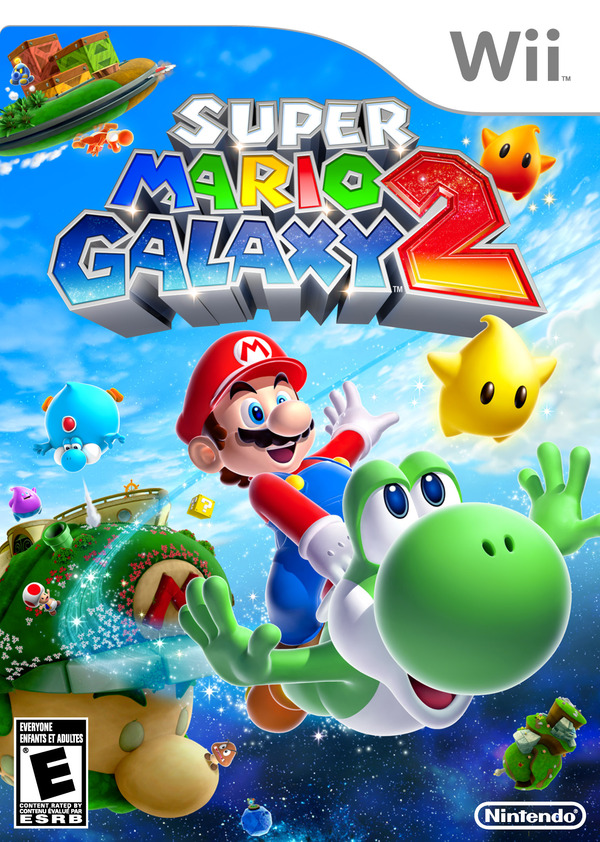 Wii Games List 2012 : The official nintendo magazine says super mario galaxy