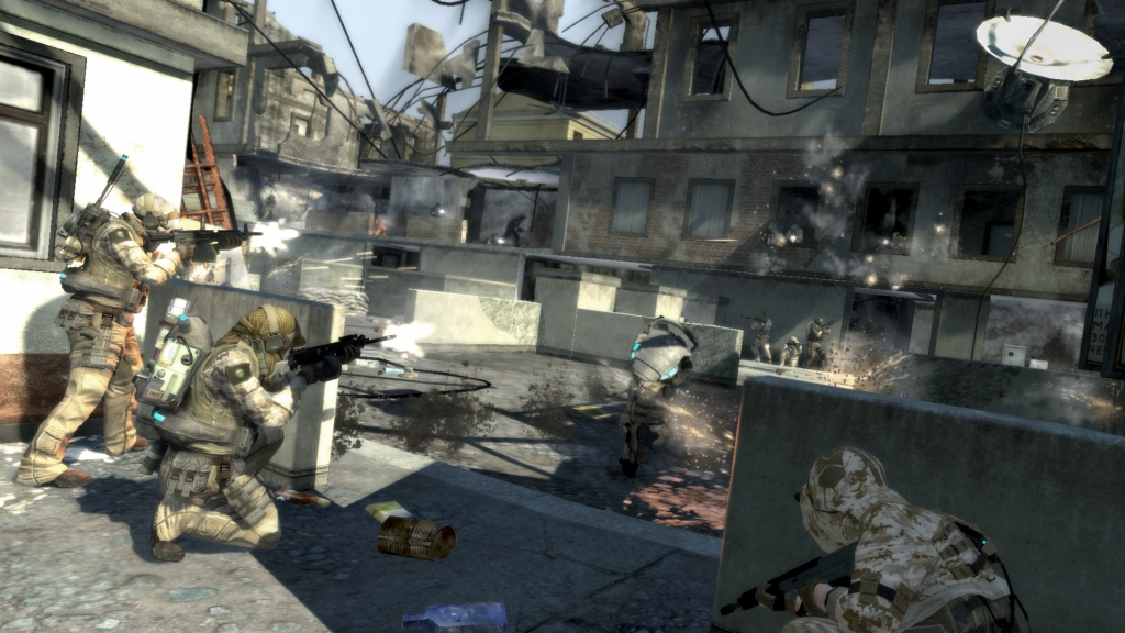 Ghost Recon Online Gets Ubisoft Excited For Wii U