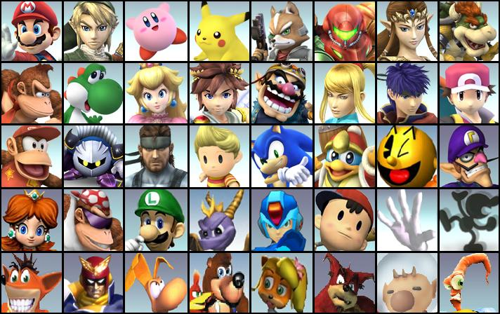 Super Smash Bros To Focus On Wii U & 3DS Connectivity