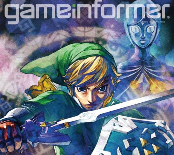 Next Game Informer Cover Will Be 'Surprising'