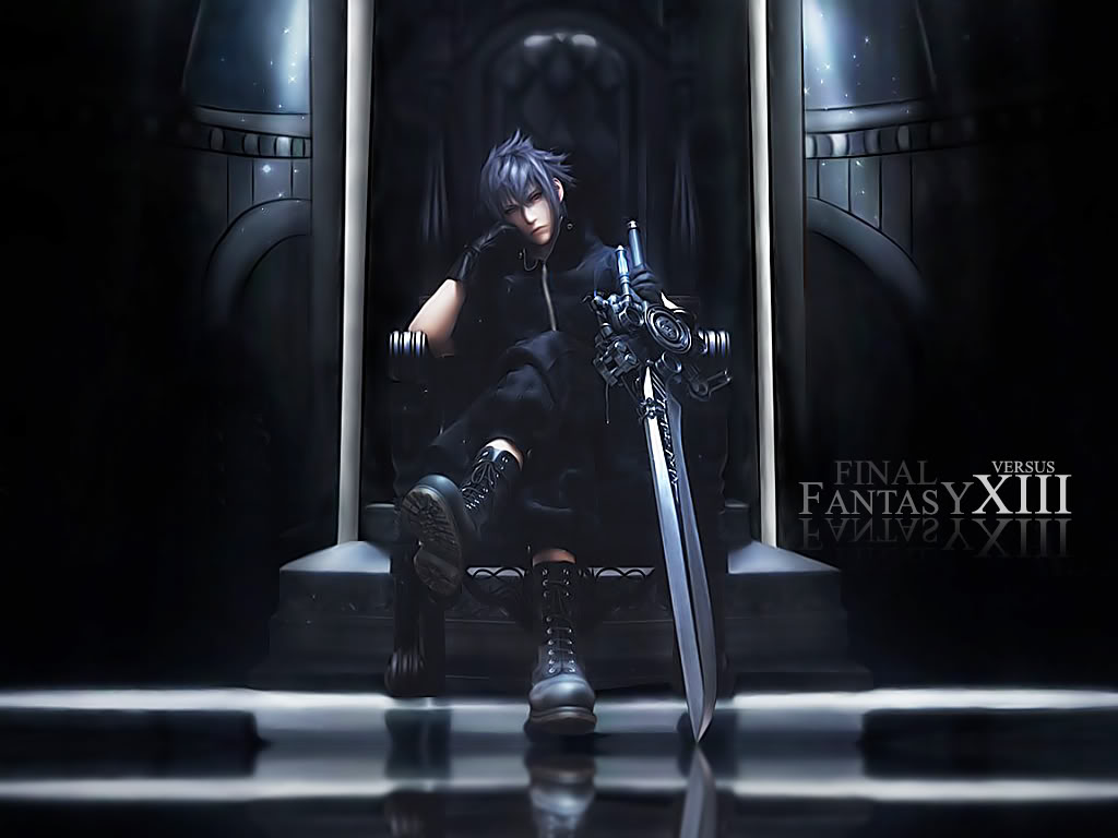 Final Fantasy Versus XIII Renamed Final Fantasy XV And Coming To Wii U