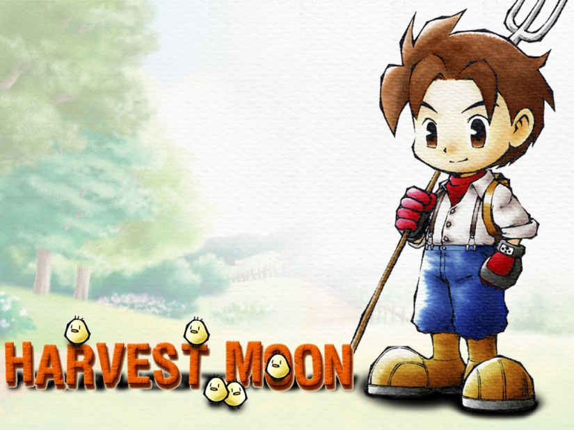 Harvest Moon A Tale Of Two Towns 3DS eShop Sale