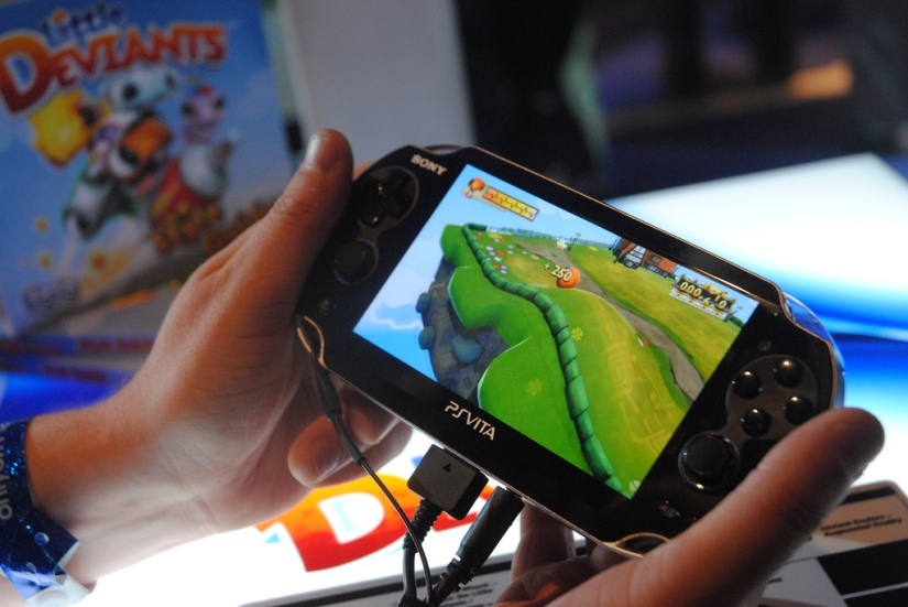 Sony Says Wii Is A Shadow Of Its Former Self And That Vita Offers Better Value For Money Than Nintendo3DS