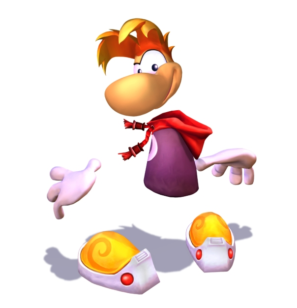 UK Charts: Rayman Legends For Wii U Slips Slightly But Hangs In Top 20