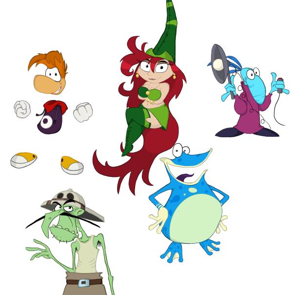 rayman_origins_characters