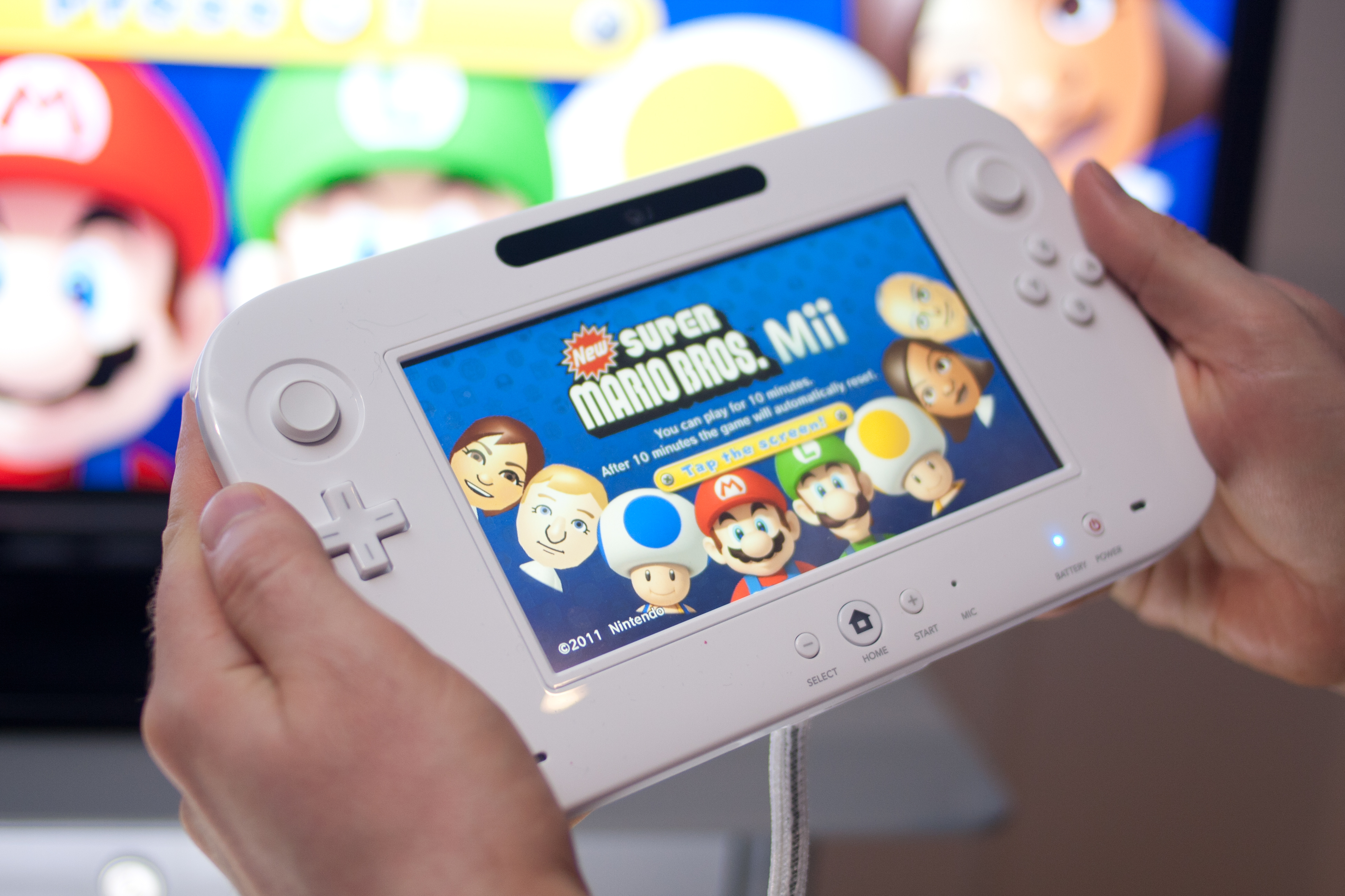 New Wii U Games : Nintendo teases new wii u launch games on facebook my