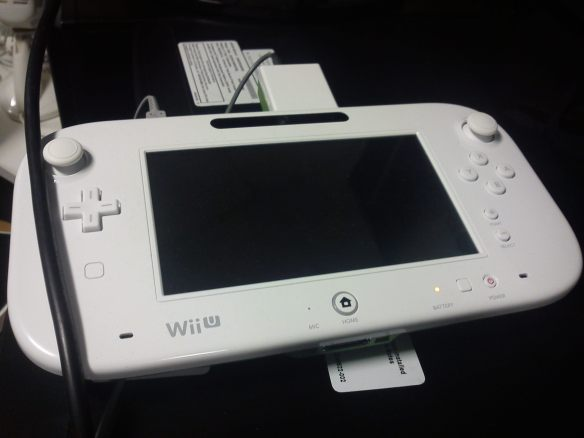 QA Tweets Photo Of Revised Wii U Controller