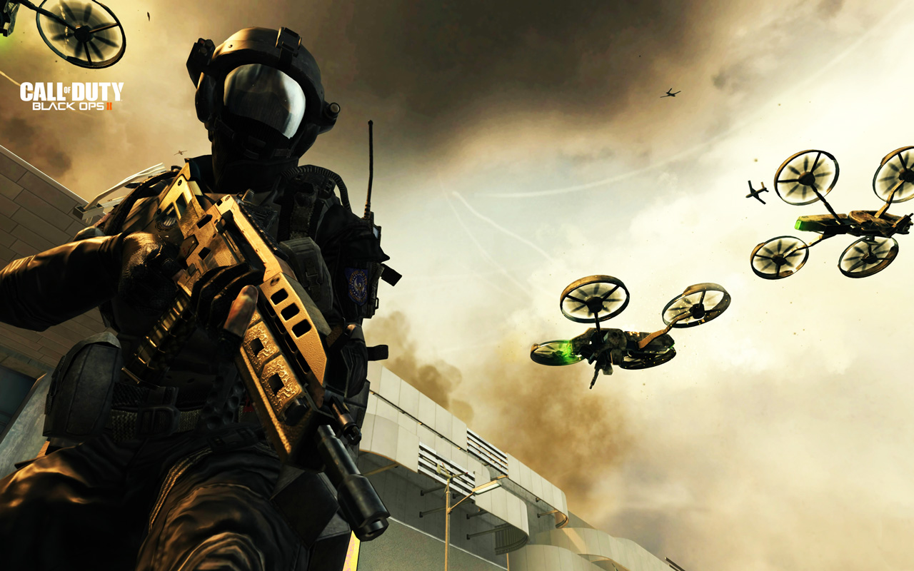 Call Of Duty Black Ops 2 Coming To Wii U