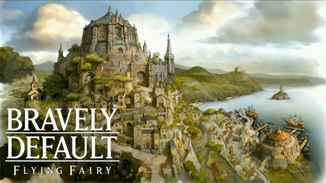 Sortie japonaise commune pour deux J-RPG de la 3DS !  Bravely_default_flying_fairy