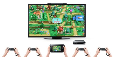 five_player_multiplayer_nintendo_land_animal_crossing