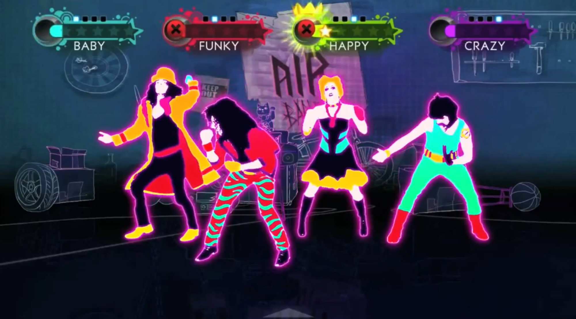 Just Dance Game For Xbox 360 : Just dance 4 for wii u coming in october? my nintendo news