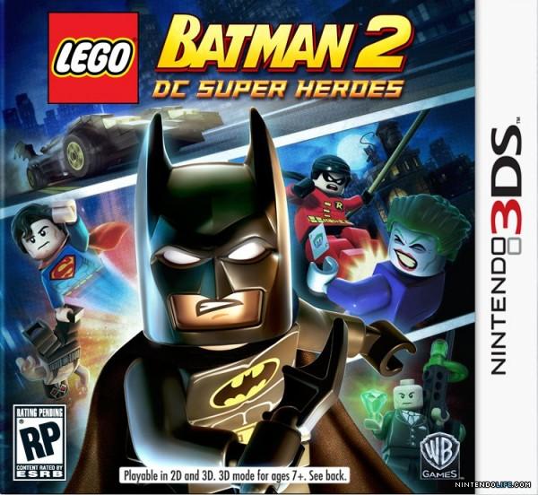 Lego batman 2 demo available on north american nintendo 3ds eshop my