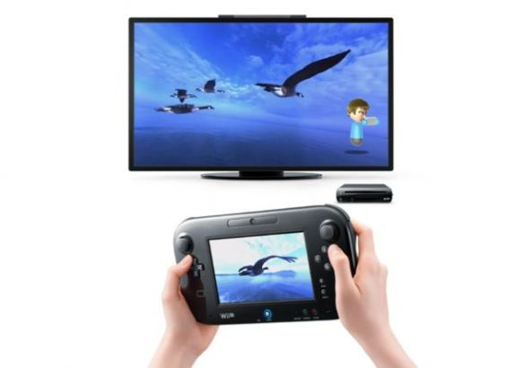 Wii U GamePad Renders Faster Than The TV