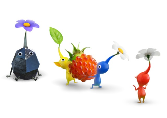 Miyamoto Says Pikmin 3 Will Be More Like The Original Pikmin My
