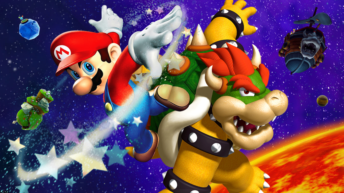 Mario and Bowser, Best Friends Forever