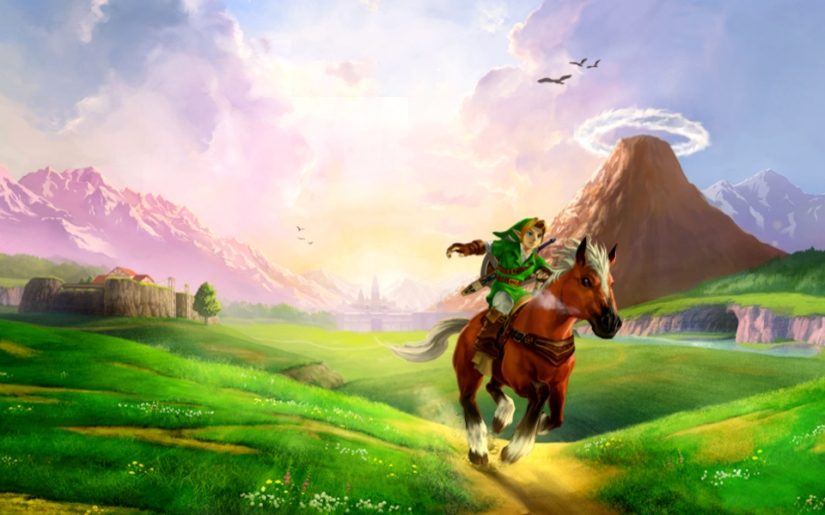 Gamer Beats Zelda: Ocarina Of Time Blindfolded In 103Hours