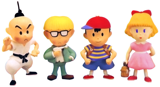 The gang's all here!