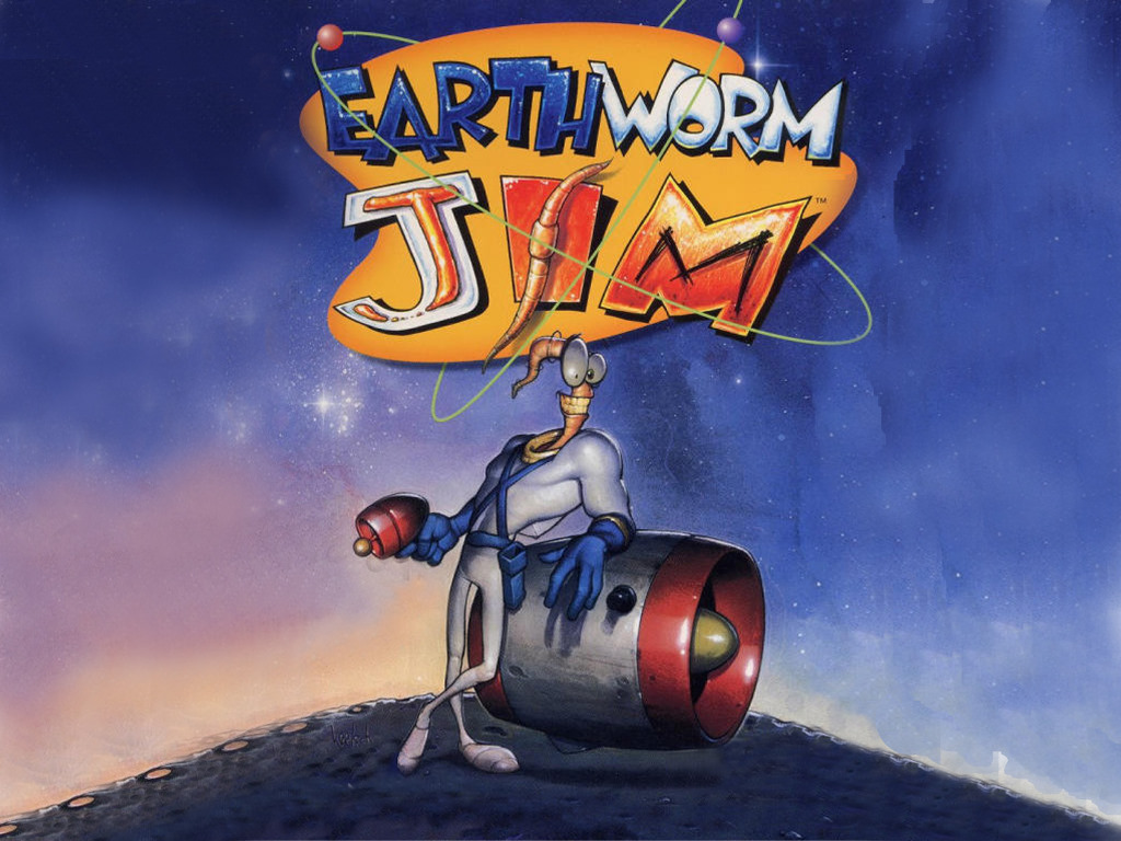 New 2D Earthworm Jim Game Could Be Coming | My Nintendo News