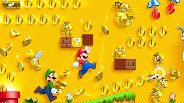 New Super Mario Bros 2 Will Include A Worldwide Coin Total My