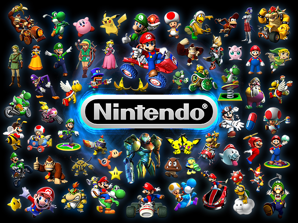 Nintendo Has Registered Code Name: S.T.E.A.M. Strike Team Eliminating The Alien Menace InJapan