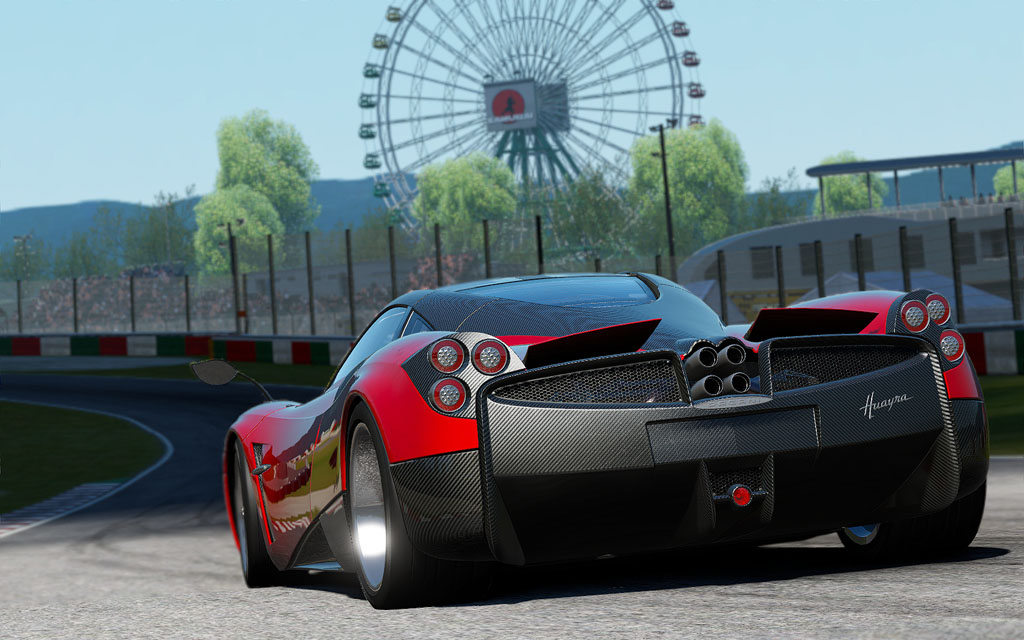 Screenshots From Project Cars Slightly